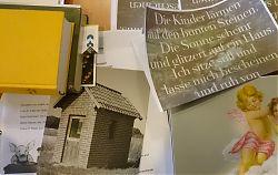 """Aus der Werkstatt des VorleseClub Hiltrup: """"Der schönste Ort der Welt"""" am 26.7.2016 im Café Klostermann"""