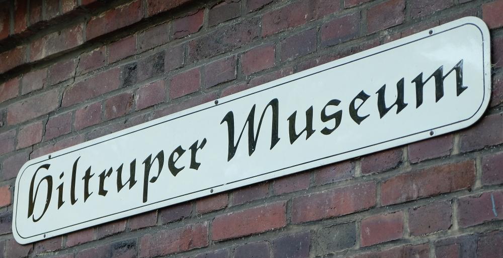 Der VorleseClub im Hiltruper Museum (26.8.2016; Foto: Klare)