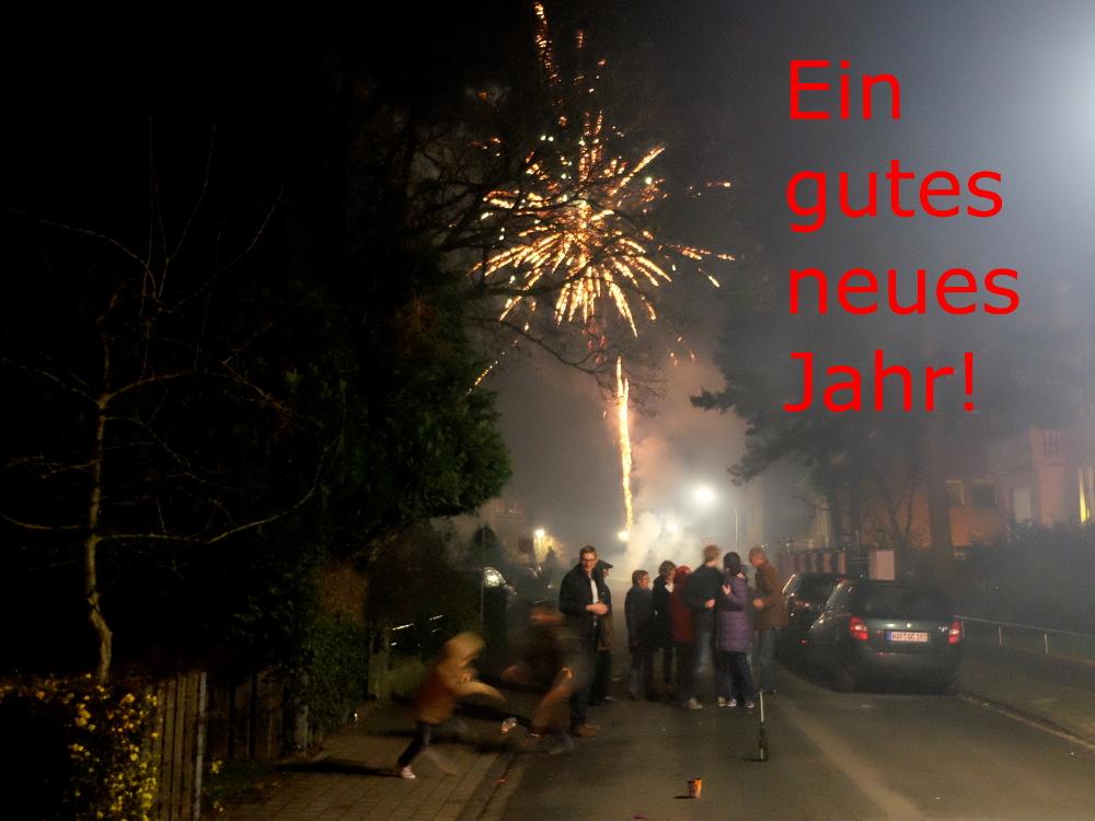 Die SPD wünscht ein gutes neues Jahr 2017! (Foto: Klare)