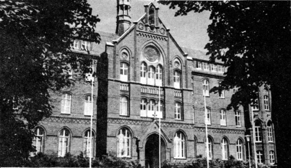 Das alte Paterkloster in Hiltrup (1983)
