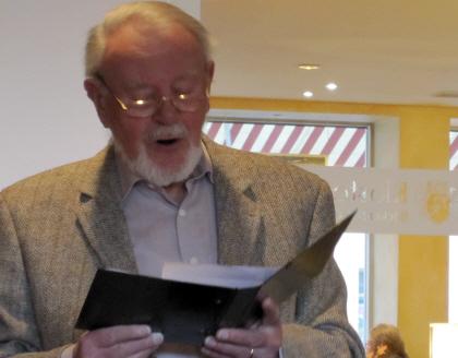 Vorleseclub bei Klostermann: Herr Fernkorn